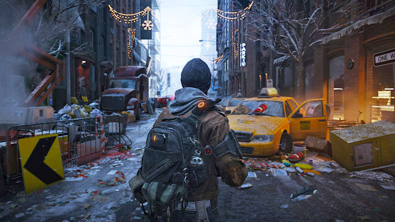 Tag enemies with your eyes in Tom Clancy's 'The Division'