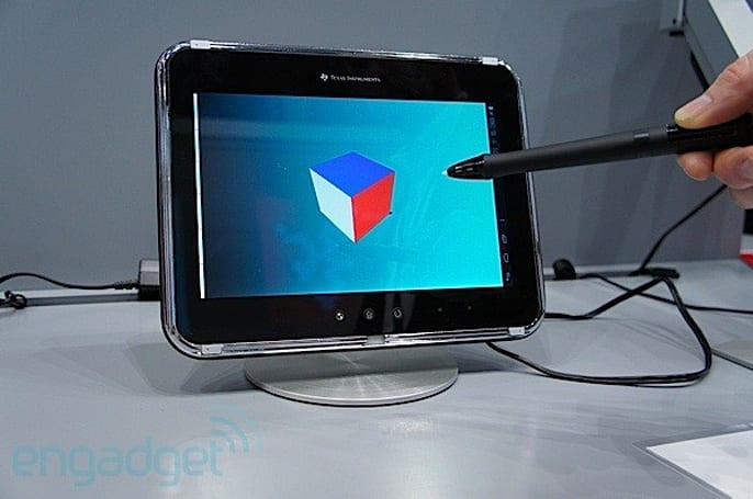Hands-on with wireless, ultrasonic stylus and touchless gestures at MWC (video)