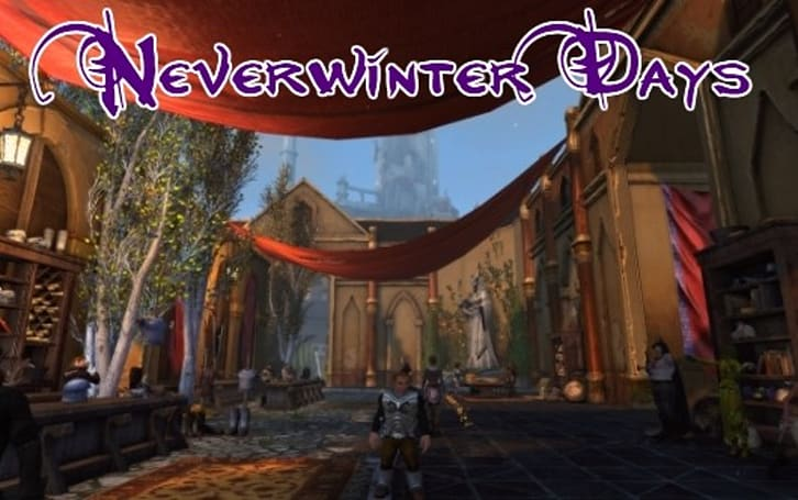 Neverwinter Days: Beta blitz
