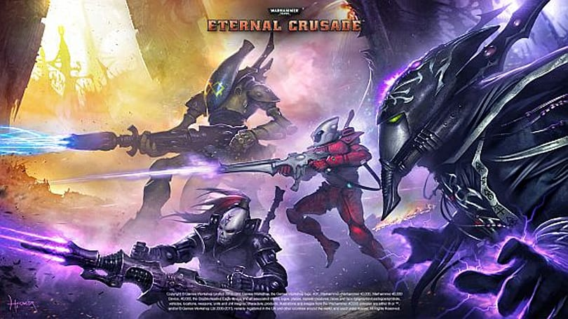 Warhammer 40k: Eternal Crusade base classes announced