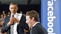 Tune in to watch President Obama and Mark Zuckerberg live at 1:45 PM ET