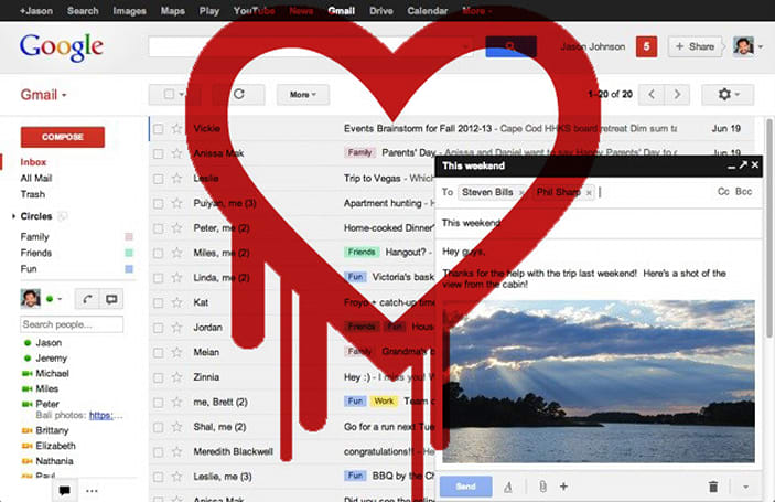 Bloomberg: NSA used Heartbleed exploit for 'years' without alerting affected websites, the public (update: NSA response)
