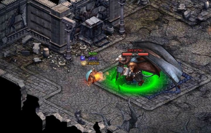 'Classic MMORPG' Arcane Hearts launches