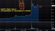 Pokélativ: Nintendo verdoppelt Marktwert, McDonald's auf dem Trittbrett