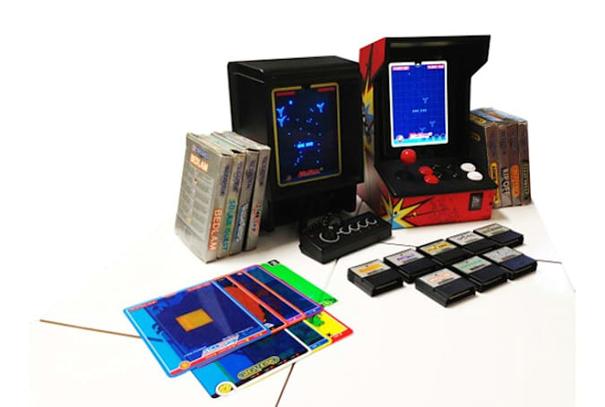 Vectrex Regeneration for iOS recreates the vector-based console we never got to play