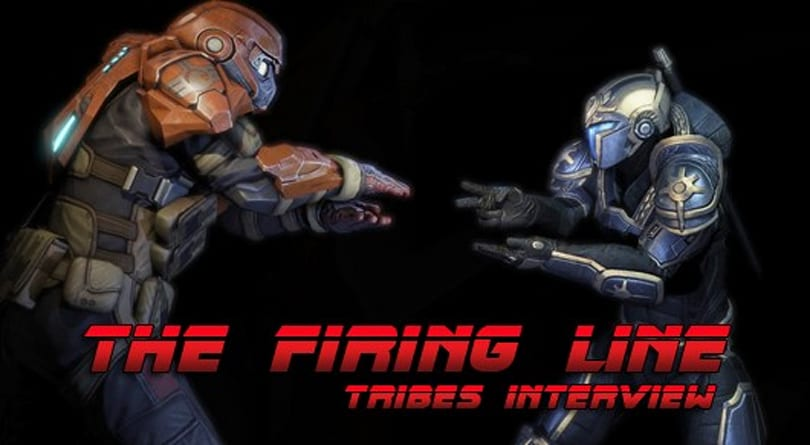 The Firing Line Extra: Tribes' Todd Harris on class customization and base gameplay
