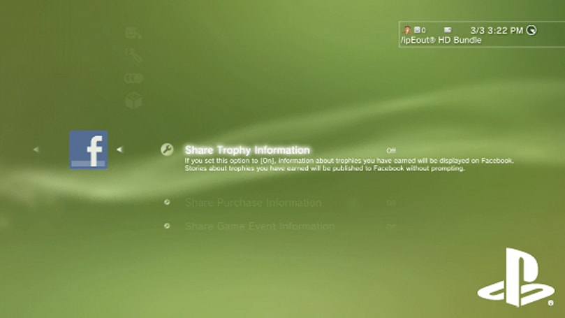Facebook for PlayStation 3 'begins' this Thursday with firmware update 3.10 (video)