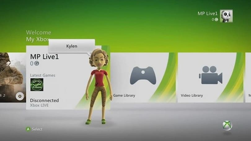 Xbox Live Update Preview Program sign-up sheet now accepting gamertags