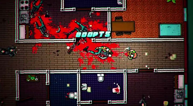 Hear a new song from Hotline Miami 2's soundtrack