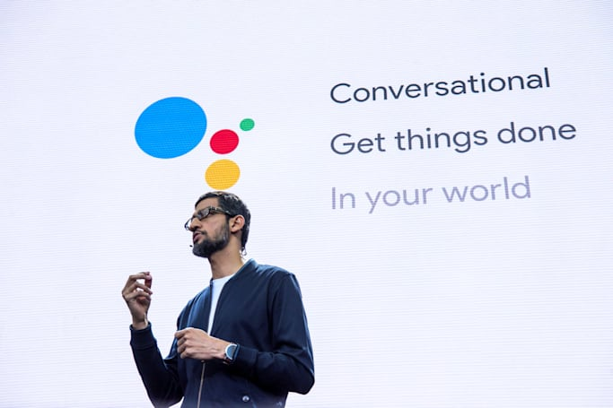Google plots a backstory for its AI assistant