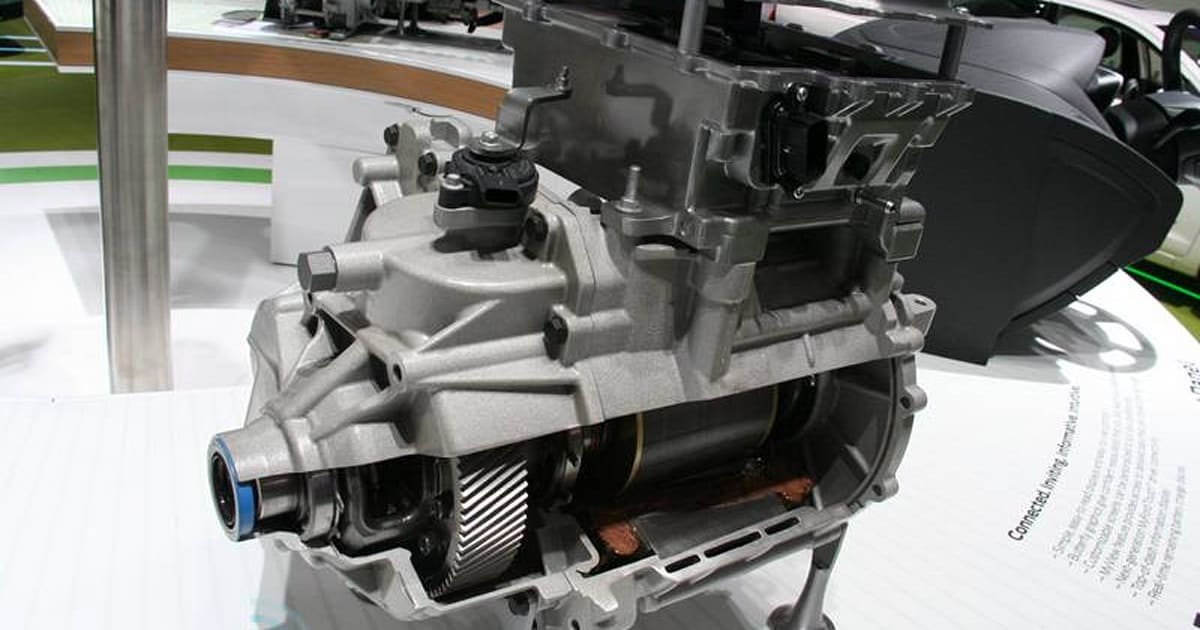 Ford focus electric motor for Castellano electric motors inc