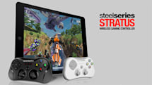 SteelSeries Stratus iOS 7 gamepad launches for $20 less than its pre-order price