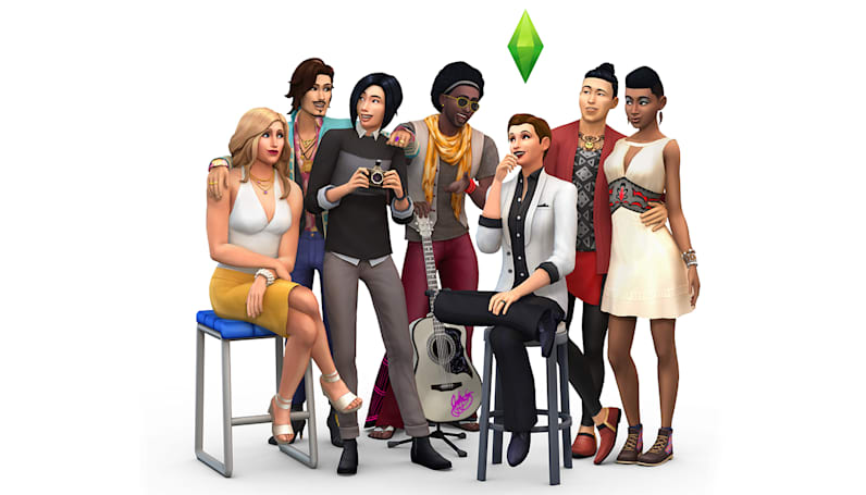 'Sims 4' removes gender barriers in Create a Sim