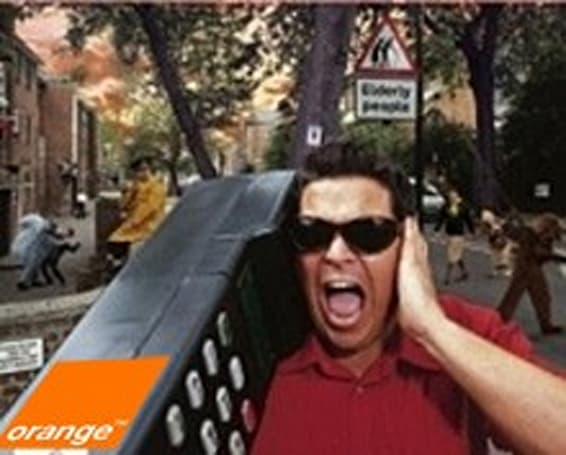 Orange begins HD Voice trial in Southern England, leaves out Buckingham Palace