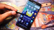 Samsung begrenzt Akkuladung für europäische Note 7