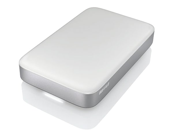 Buffalo's HD-PATU3 HDD packs USB 3.0 and Thunderbolt, plays nice with Macs and PCs