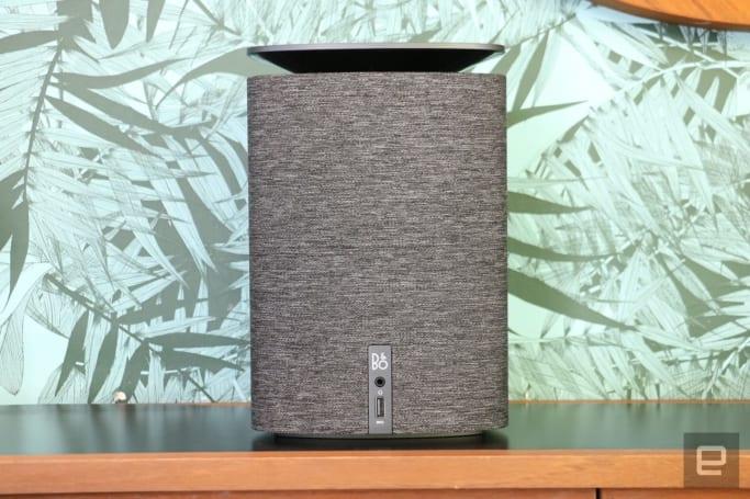 HP Pavilion Wave PC looks like it's wearing a B&O speaker