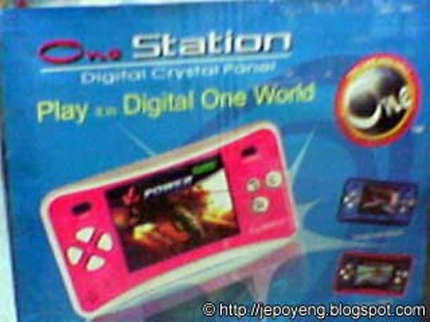 Keepin' it real fake, part XXIX: Gameboy Micro has a twin
