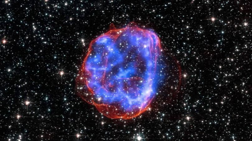 Giant black hole could be to blame for brightest supernova ever