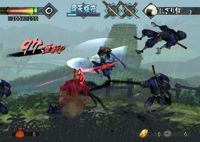 Vanillaware's Muramasa: The Demon Blade coming stateside