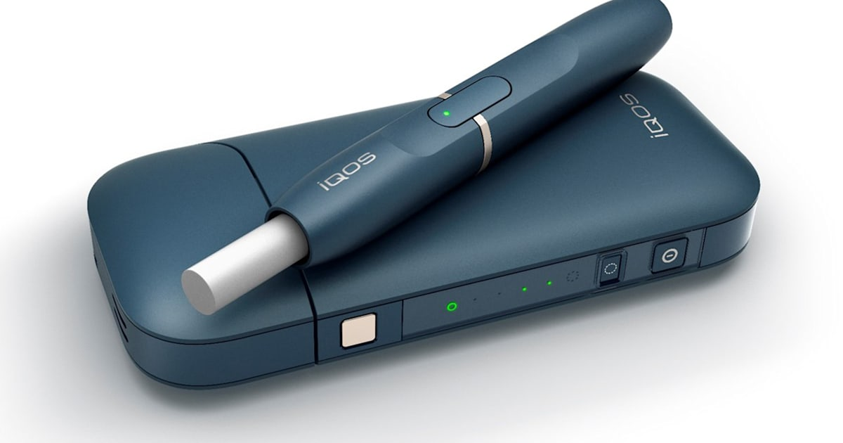 Philip Morris submits a tobacco vaporizer for FDA approval