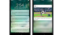 MLB's At Bat app now plays highlight videos on your lock screen