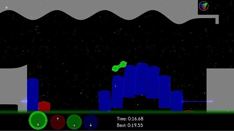 Colour Bind comes to grips with gravity on PC, Mac, Linux 'soon'