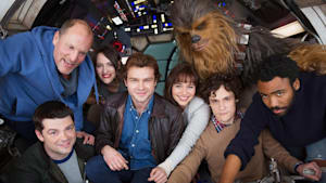 New 'Star Wars' Movie Reveals Cast Photo