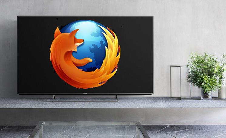 Panasonic's new 4K TVs will run Firefox OS under the hood