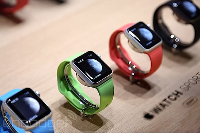 Here's more detail about how long Apple's Watch battery will last