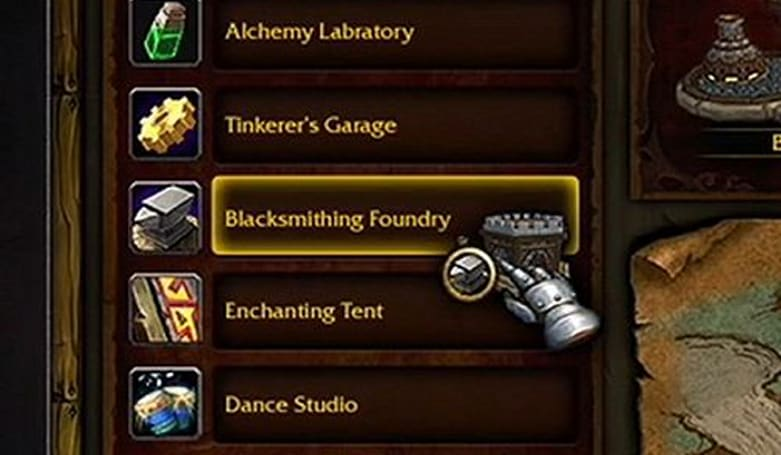 BlizzCon 2013: Dance Studio in the new Garrisons?
