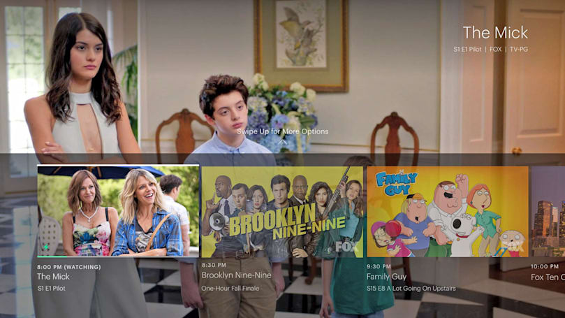 A first look at Hulu's radical redesign for live TV