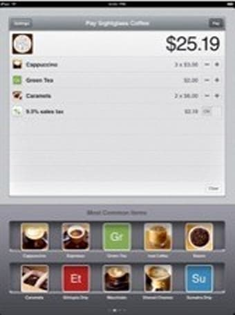 Square payment system launches on iPad