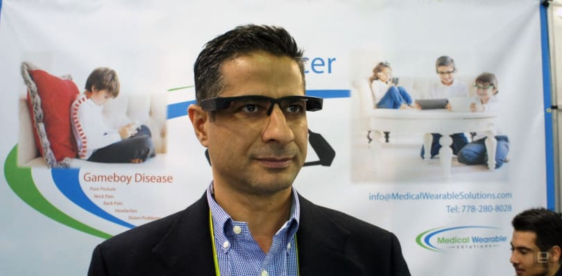 EyeForcer wants to force your kids to sit up straight