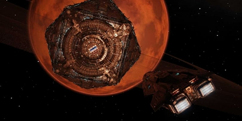 Elite: Dangerous scores a HUD color mod and grats from Chris Roberts