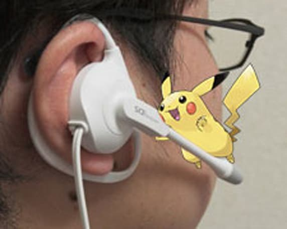 Pokemon transforms DS into 'cell phone' for kids