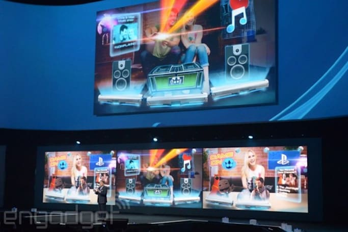 Sony's next update for Playroom will bring custom AR broadcast sets