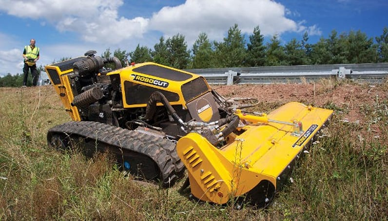 McConnel's Robocut mower verges on obscene (video)