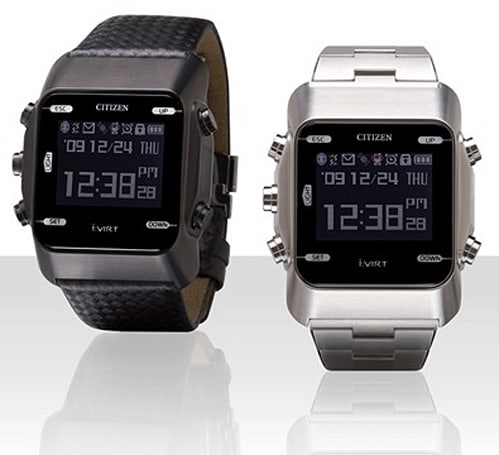 Citizen unveils i:Virt M Bluetooth watches for loyal Softbank customers