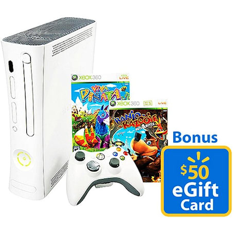 Xbox 360 Arcade reduced to $99** during Walmart Father's Day sale