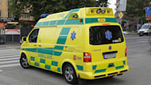 Ambulances can interrupt your music in emergencies