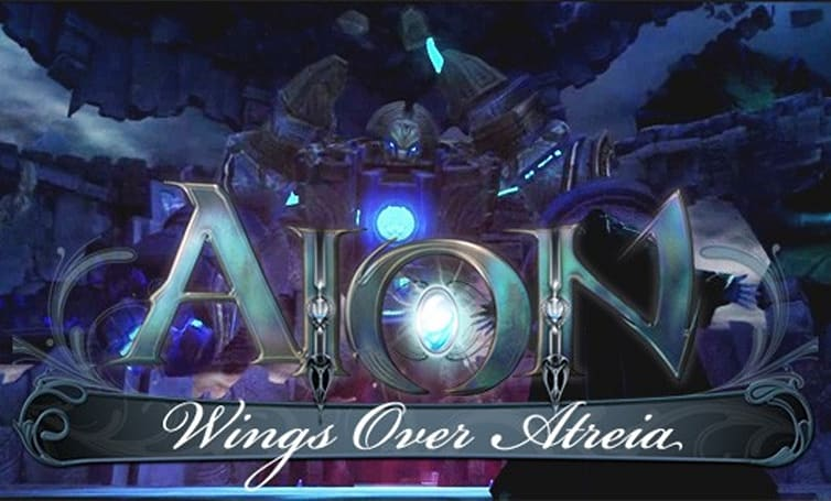 Wings Over Atreia Exclusive:  Soar into Aion 4.0 June 26th