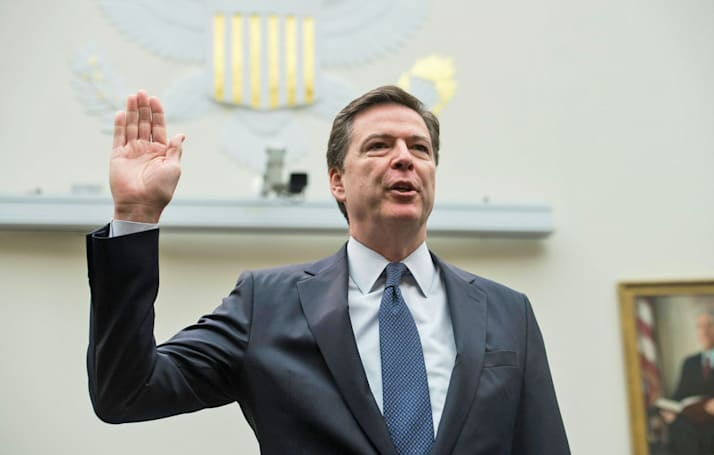 FBI director to testify on Clinton email investigation