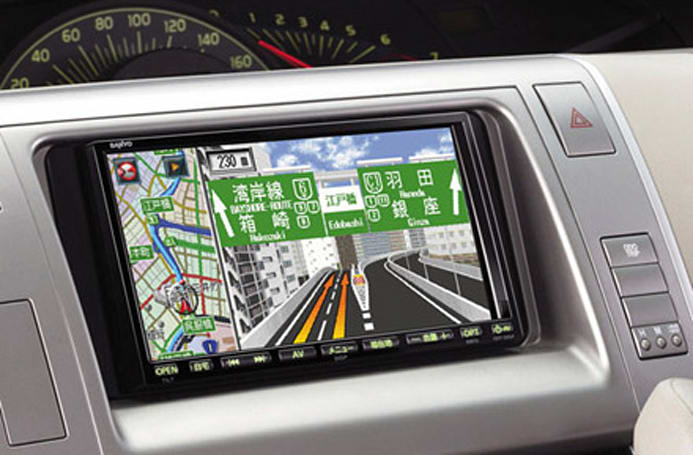 Sanyo intros NVA-HD1700DT double-DIN navigation system