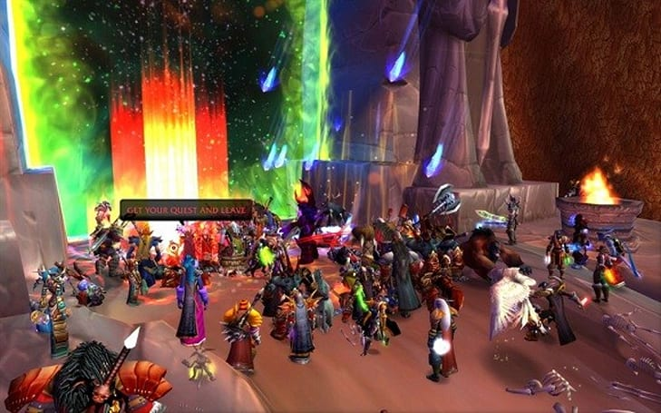 WoW Archivist: Patch 2.0.3 -- The first pre-expansion event