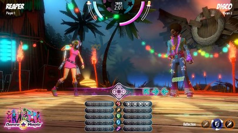Move-supported Dance Magic boogies onto PSN January 8