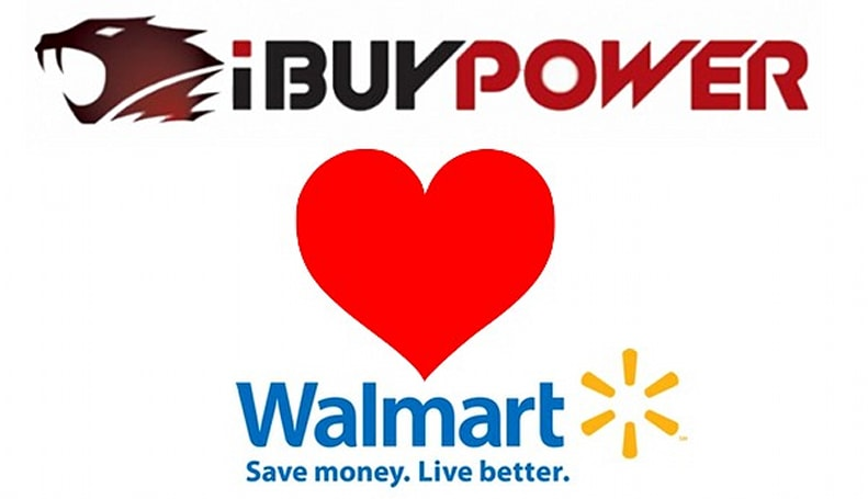 Walmart offers custom gaming PCs from iBuyPower, tube socks still only L or XL