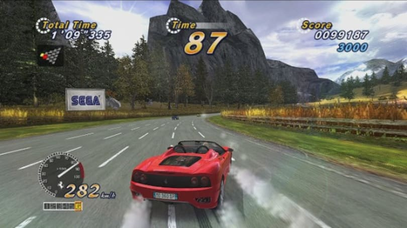 Trophies: OutRun Online Arcade