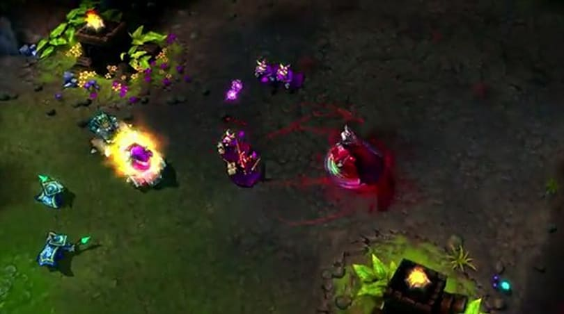 League of Legends trailer shows off new Vladimir model