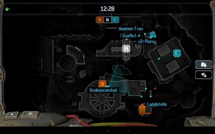 Titanfall's companion app mobilizes your mini-map